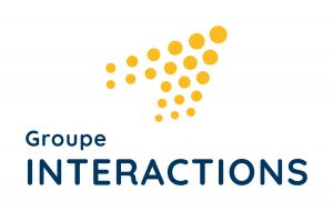 Logo officiel Groupe INTERACTIONS
