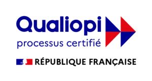 Logo officiel Qualiopi